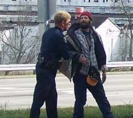 arrested in Los Angeles