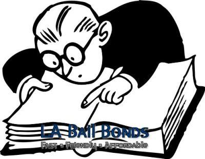bail bonds glossary